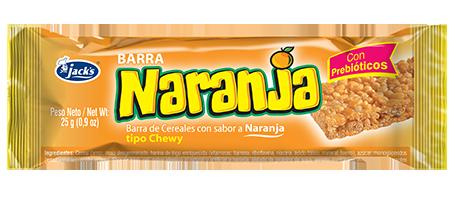 BARRA-NARANJA