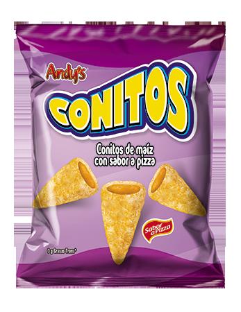CONITOS-ANDYS-sabor-a-pizza-sin-gr-Frente