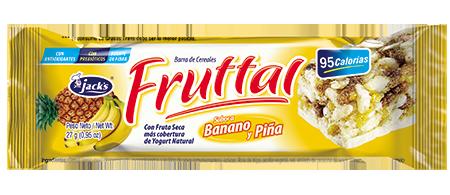 FRUTTAL-BANANO-PIÑA