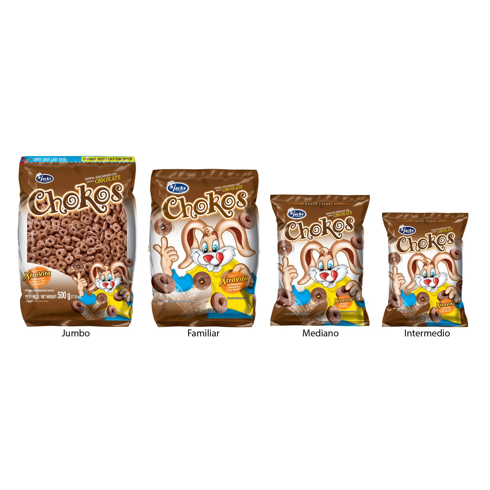 CHOKOS cereales presentac pag web