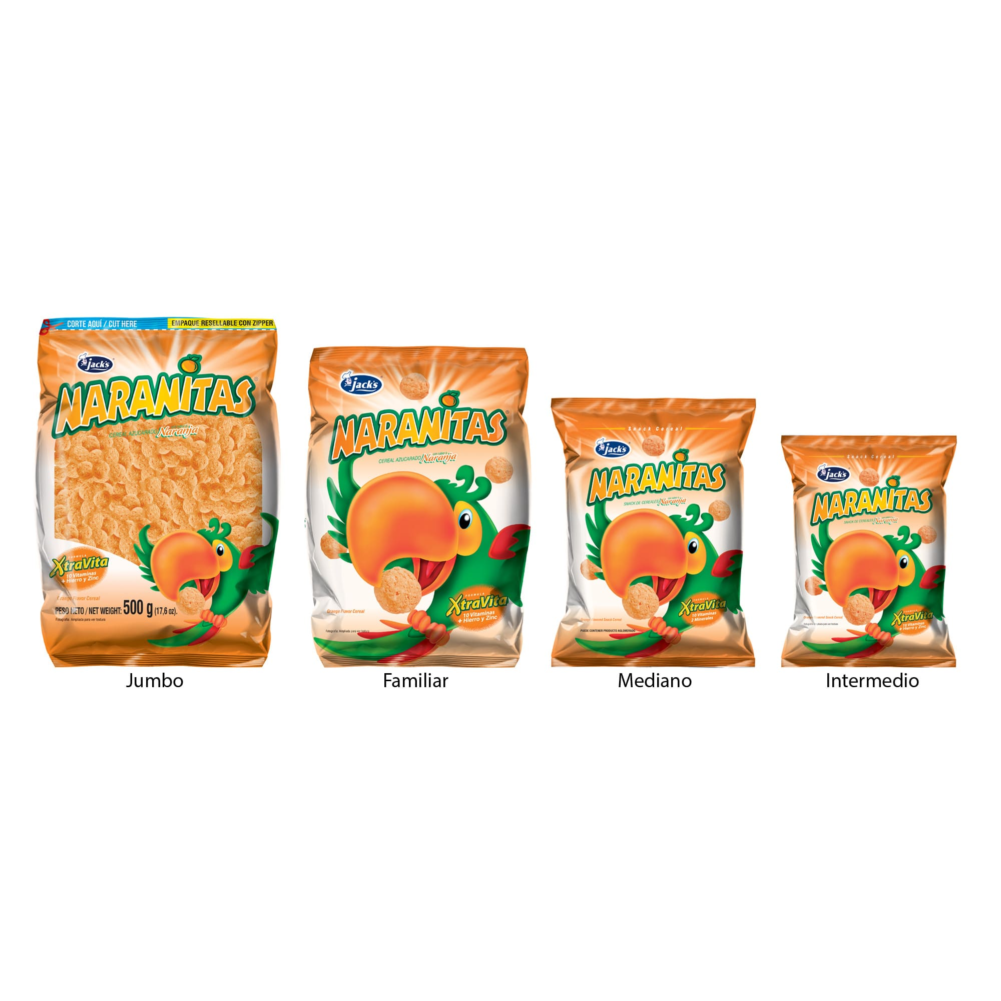 NARANITAS cereales presentac pag web