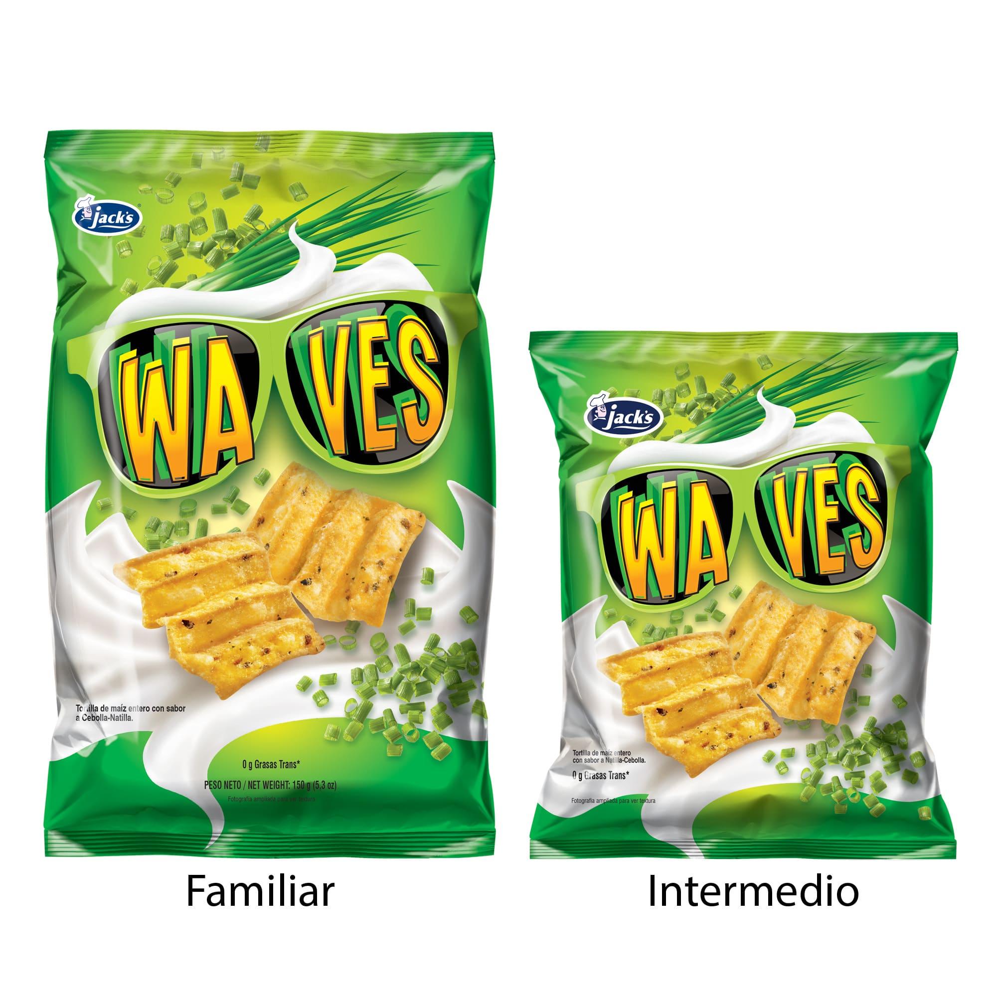 WAVES presentac pag web