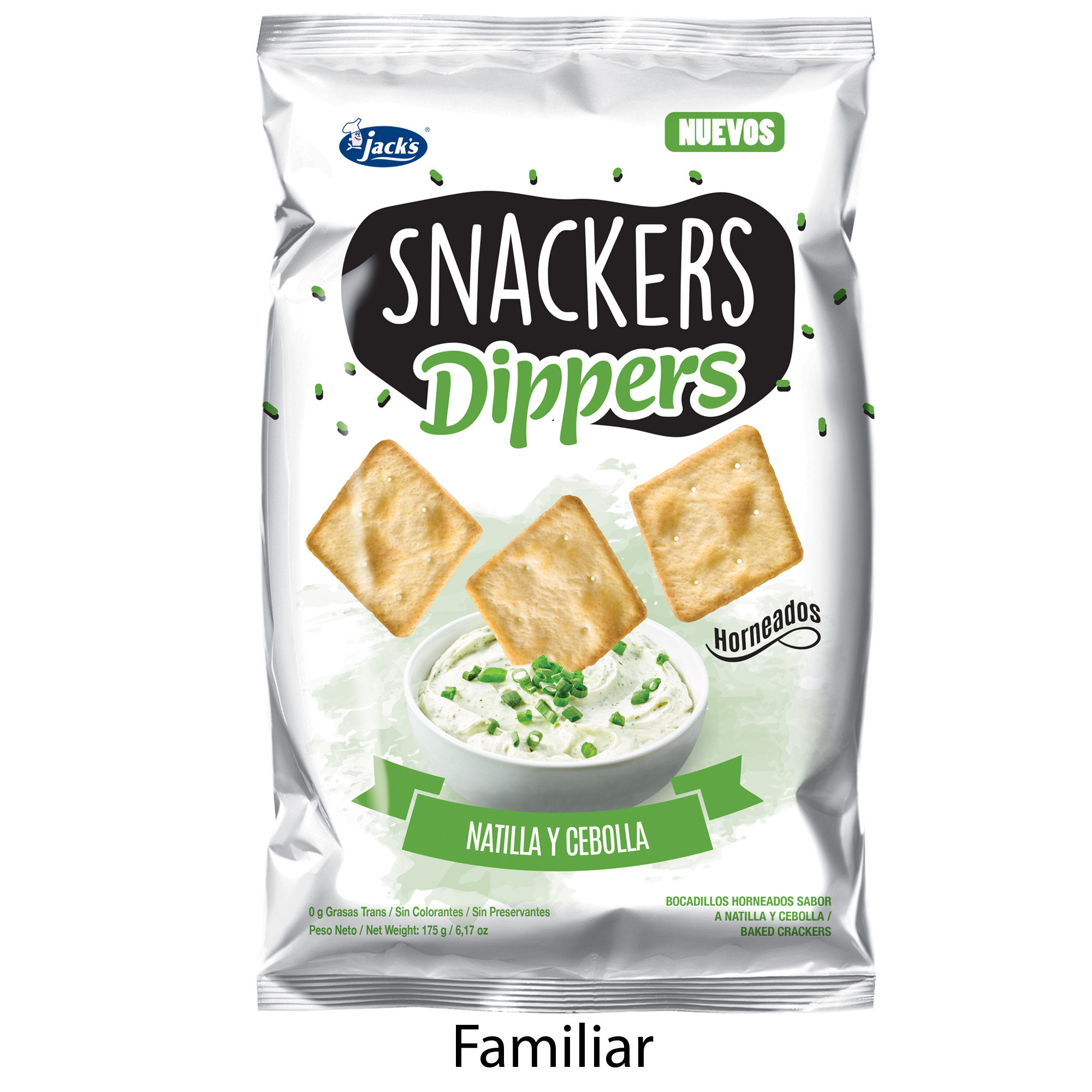 SNACKERS DIPPERS presentac pag web