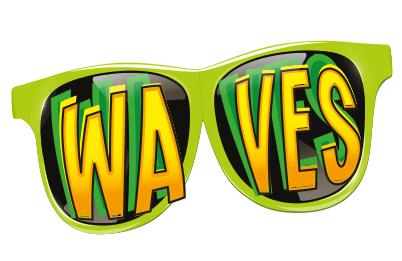 WAVES logo pag web